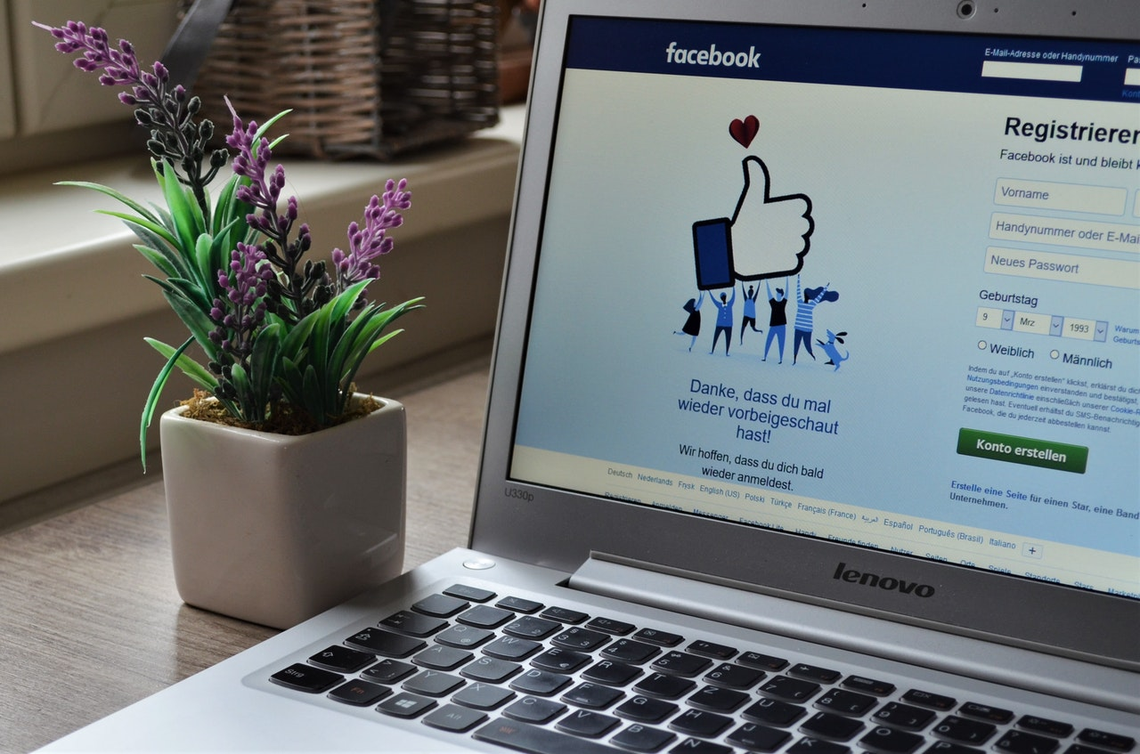 setup facebook business page
